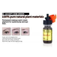 Buy cheap Supply high quality true color permanet makeup pigment profession 15 years manufacturer product