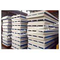 China Valuation for EPS / PUR / PIR Chinese Supply Factor in Cold Room Sandwich Panels wholesale