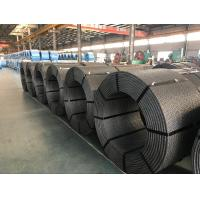 """Buy cheap 1/2"""" LRPC Steel Wire Strand For Railway Sleeper Production As Per ASTM A 416 , BS , DIN product"""