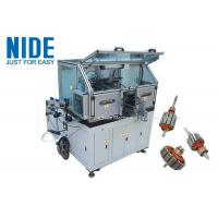 Buy cheap Automatic Electric Motor Armature Winding Machine product