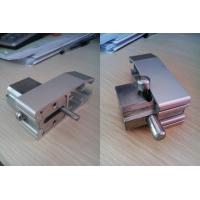 Buy cheap Movable Frameless Glass Wall Hardware , Aluminium Alloy Glass Panel Hardware Glass Clip product