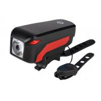 Buy cheap Long Working Time Bike Light Speaker For Safety Bike Riding Loud Sound from wholesalers