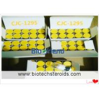 Buy cheap Bodybuilding Human Growth Hormone Peptide Cjc 1295 with Dac CAS 863288-34-0 product