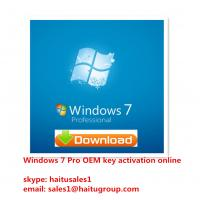 Buy cheap MS Professional Windows 7 Product Key Codes , Activated And Verified Online product