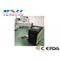 China QR Code Laser Engraving Machine , CO2 Laser Numbering Machine For Plastic / Wood on sale
