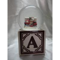 China Muscial Resin Water Globe on sale