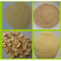 Buy cheap DEHYDRATED GARLIC FLAKES 2.2MM product