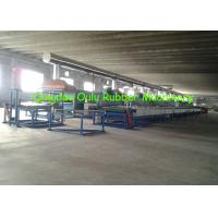China Nitrile Rubber Insulation Pipe Sheet Production Line With CE EAC Certificated wholesale