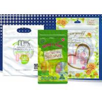Buy cheap Reusable Plastic Ziplock Flexible Packaging Bags With Handle Hole and zipper product