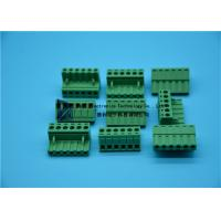 Buy cheap 320V Screw Wire PCB Connector , CTB9200 / 6A 6 Positions Printed Circuit Board from wholesalers