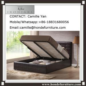 Buy cheap De Langfang da fábrica cama barata do armazenamento do metal do preço da venda quente diretamente product