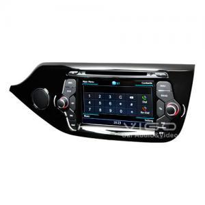 Buy cheap C216 Kia Sat Nav , Car Stereo Sat Nav Navigation For Kia Ceed product