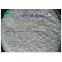 Buy cheap 3- Mephedrone 3MMC 3-Methylmethcathinone CAS 1246816-62-5 White Crystal Raw from wholesalers