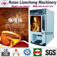 China nespresso capsule coffee machine Bimetallic raw material 3/1 microcomputer Automatic Drip coin operated instant wholesale