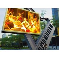 Buy cheap 10mm P10 Advertising LED Signs , Outdoor Advertising LED Display Screen product