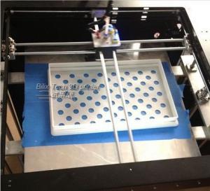 Buy cheap grande impressora do tamanho 3D 45*45*60cm, impressora do protótipo 3D da precisão product