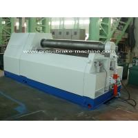 China Four Roller Hydraulic Plate Rolling Machines CNC Sheet Bending on sale