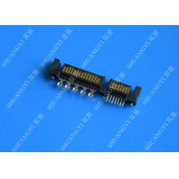 Buy cheap Male SFF 8482 Serial Attached SCSI SAS Connector 29 Position LCP Insulator from wholesalers
