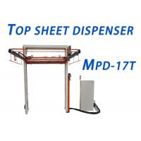Buy cheap 2000kg Max Stretch Wrapping Equipment With Auto Height Sensing Photoeye product