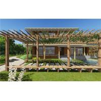 Buy cheap Pre-made light Steel structure Farm House manufacturers from china product