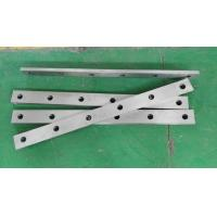China High Speed Steel Cutting Blade / Metal Rotary Shear Blades For Cut Sheet Metal on sale