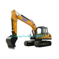 China Engineering Yellow Heavy Earth Moving Machinery Crawler Digger XE150D on sale