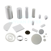 Buy cheap Beverage Gas 0.5um 2um Synthetic Glass Porous Filter Disc product