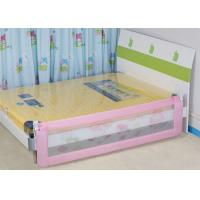 Buy cheap 180cm Pink Child Safety Railing Mesh With Iron Or Aluminum Frame product