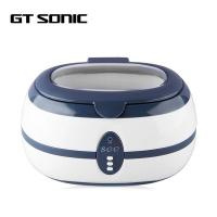 Buy cheap Home Use Digital Ultrasonic Cleaner Stainless Steel Material 600Ml 35W product