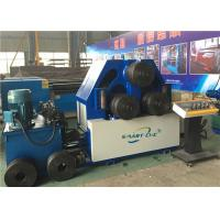 Buy cheap SS Profile Bending Machine With 3 Roller , Steel Pipe Bending Machine product