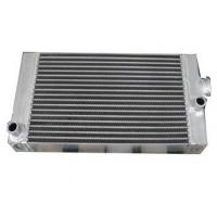 Quality Aluminum Oil Radiator Heater Hydraulic For Car Brazing Plate Fin for sale