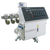 Buy cheap Single Screw Board Extrusion Line With Cooling System Low Energy Consumption product