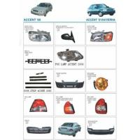 Buy cheap Accent 2000(VERNA) Head Lamp,Tail Lamp,Fog Lamp product