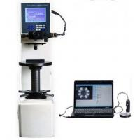Buy cheap Vickers scale HV30 HV100 Dwell Time Digital Hardness Tester Brinell Rockwell Vickers product