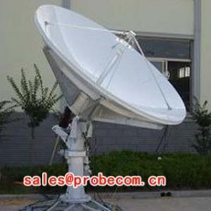 Buy cheap Antenas da estação de terra de Probecom 2.4M product