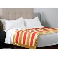 China Customized Luxury Hotel Collection Bedding White Bed Linen Single Size or Double Size on sale
