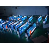 Buy cheap 5 mm Pixel Pitch Taxi LED Display 2 Years Warranty Full Color LED Taxi Sign from wholesalers