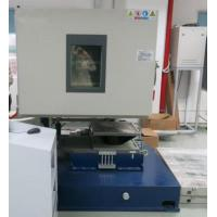 Buy cheap High Efficiency Temperature Humidity Vibration Test Chamber +20°C~-70°C Within 80min product