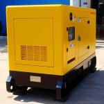 Tipo à prova de som geradores do diesel