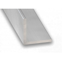Buy cheap Anodised Aluminium Equal Angle Profile - 3mm x 30mm x 30mm 6061 T5 Material product