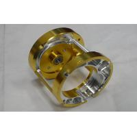 Buy cheap Professional  Custom Precision CNC Machining Services Gold Anodized For lights , toys product