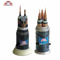 High Voltage Cable Connection Insulator : Xlpe insulated underground high voltage power cable with