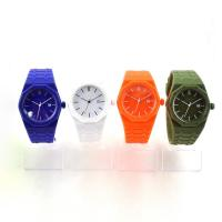 Buy cheap Fashion Design Unisex Fashion Silicone Rubber Sport Watches CE ROHS Approved product