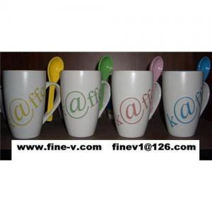Buy cheap Tazas de la porcelana con la cuchara product