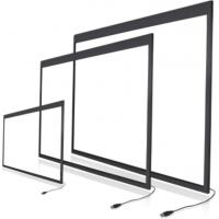 Buy cheap 70 Inch USB Interface Multi Touch Screen Overlay for Mall kiosks , presentation product