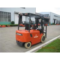 Buy cheap 1.8 Ton Mini Battery Hand Operated Electric Forklift With LED Working Light product
