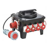 Buy cheap Waterproof Portable Distribution Box With Plug Socket 370 * 340 * 330mm Size product