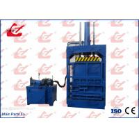 Good quality Waste Paper Baler Baling Press Compactor CE certificate