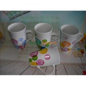 China tazas de café de cerámica wholesale