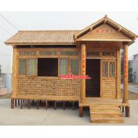 China Supply Modular Adult Prefabricated Craft Wooden House,Hot Line 0086-18927743221 . on sale